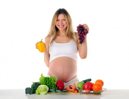 Hamilelik Döneminde Beslenme