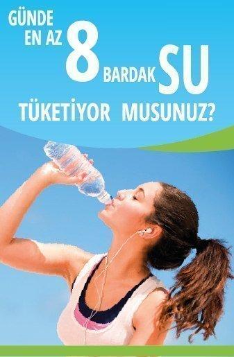 Diyet Su İçmek Zayıflatır